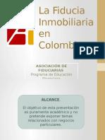 La Fiducia Inmobiliaria en Colombia - AF Definitiva 2013