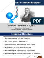 Manipulations of the Immune System Parameth AUG 2016 NEW2