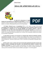 DISEÑO UNIVERSAL DEL APRENDIZAJE.doc