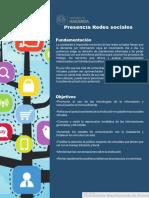 Redes Sociales Informe