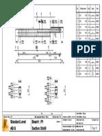 AB GREDA ULAZNI PORTAL Autodesk Robot Structural Analysis Professional 2014