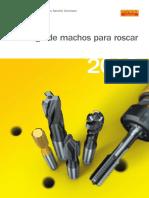 Catalago de Machos Para Roscar Sandivik