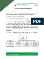 COMPETENCIA DE LIDERAZGO Y DIRECCION.pdf