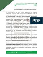 LA DIMENSION EPISTEMOLÓGICA PARA LA PLANEACIÓN DEL CURRICULO.pdf