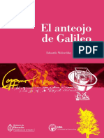 Anteojo de Galileo Completo