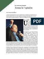 Bourdieu, Pierre - Como Se Forma La Opinion Publica