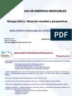 11. Ing. David Fernández - Barlovento Renovables Latinoamerica