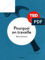 Barry Schwartz - Pourquoi on Travaille