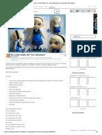 Crochet Toddler Doll
