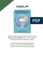 La Intervencion Social y Ambiental Desde El Trabajo Social