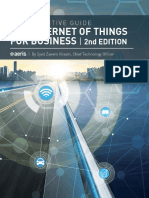 THE DEFINITIVE GUIDE THE INTERNET OF THINGS FOR BUSINESS