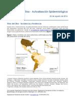 2016 Ago 25 Cha Actualizacion Epi Virus Zika