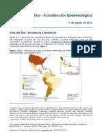 2016 Ago 11 Cha Actualizacion Epi Virus Zika