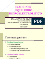 Exposicion Balance Hidroelectrolitico