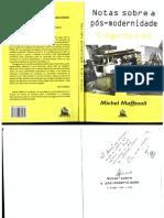 176854699-MAFFESOLI-Michel-Notas-sobre-a-pos-modernidade-o-lugar-faz-o-elo-pdf.pdf