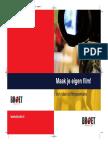Filmboekje Broet HR Oplage 1600