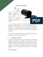 aspectos generales petroleo