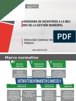 1-Programa de Incentivos 2016 Definitivo_sectores Mef