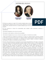 Historia Del Cálculo