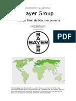 Bayer Análisis Macroeconómia