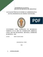 resumen tesis ecoturismo