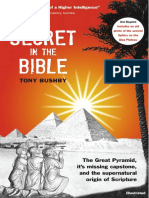 Tony Bushby the Secret in the Bible