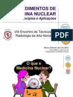 Procedimentos de Medicina Nuclear - Princípios e Aplicações