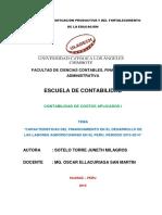 Investigacion Formativa IV Unidad (Monografia Completo)