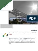 Presentación Eficiencia Económica en Proyectos Energeticos Municipales Definitivo