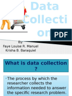 BUSRES- Data Collection