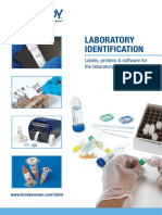 Laboratory identification solutions