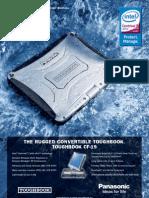 Panasonic Toughbook CF-19 - Fisa Tehnica