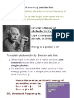 Photoelectricty