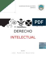 Derecho Intelectual