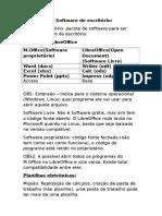 Editor de Texto - Informática