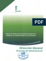 Manual CFE