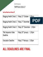 G321 FOUNDATION PORTFOLIO final deadlines.docx