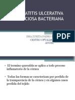 8.Queratitis Ulcerativa Infecciosa Bacteriana