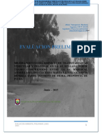 Evaluacion Sullana Norte