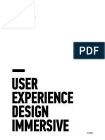 User Experience Design Immersive - GA