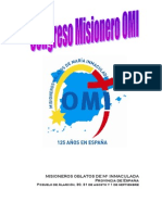 Congreso OMI España - Intervenciones