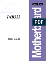Manual Asus p4b533
