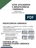 Farmacos Utilizados en La Insuficiencia Cardiaca