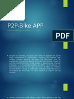 Caso Practico - P2P BIKE APP