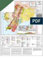 Mapa Geologico en Español 2011 Reducido