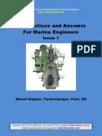 Part1 Q a Marine Engineer