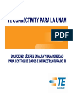 TE Connectivity - UNAM Final, Nov 2013