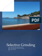 Selective Grinding