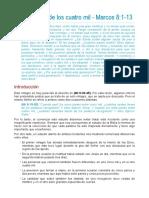 Alimentación de los cuatro mil - Marcos 8 1-13.pdf