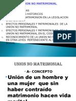 Union No Matrimonial